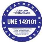 UNE 149101 Logo